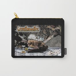 Little Brown Bat: Air-raging Honkers Carry-All Pouch