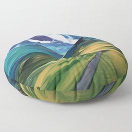 The Hike Floor Pillow