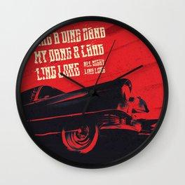 My DANG! Wall Clock