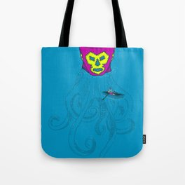 Trolling for a fight Tote Bag