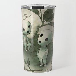 Natural Histories - Forest Spirit studies Travel Mug