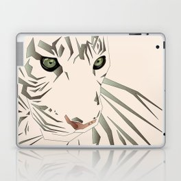 Tiger's Tranquility Laptop & iPad Skin
