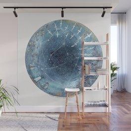 Capricorn & Aquarius friendship Wall Mural