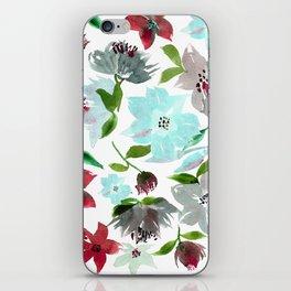Sea Breeze Aqua iPhone Skin