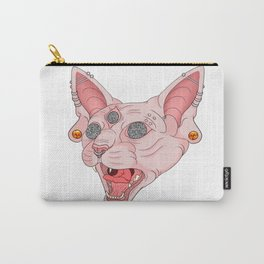 Freaky Kitty v.2 Carry-All Pouch