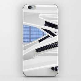 Zaha H A D I D | architect | Dominion Office Building iPhone Skin