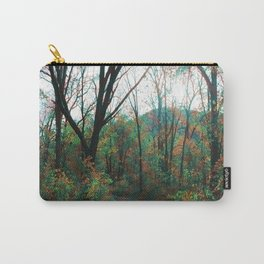 Into the Forest Carry-All Pouch