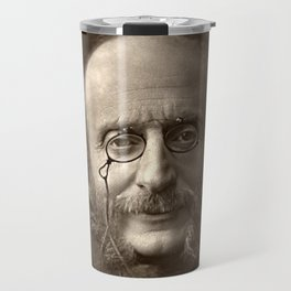 Portrait of Offenbach by Nadar Travel Mug