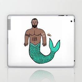Beard Boy Merman: Nemo Laptop & iPad Skin