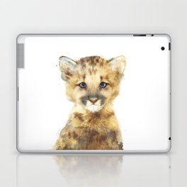 Little Mountain Lion Laptop & iPad Skin