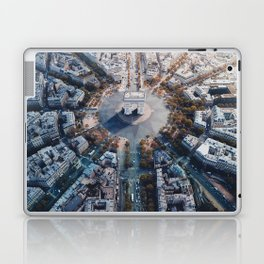 Arc De Triomphe, Paris Laptop & iPad Skin