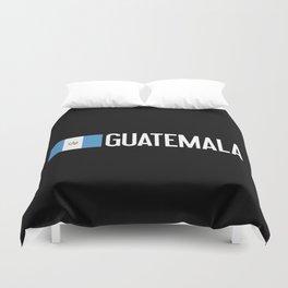 Guatemalan Flag & Guatemala Duvet Cover