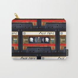 Retro classic vintage gold mix cassette tape Carry-All Pouch