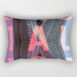 Brutalist Rectangular Pillow
