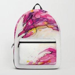 Isla's Flamingo Backpack