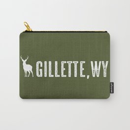 Deer: Gillette, Wyoming Carry-All Pouch