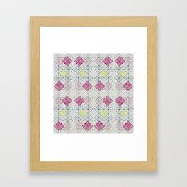Scaffolding Framed Art Print
