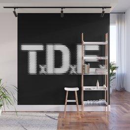 TDE - Top Dawg Entertainment - Kendrick Lamar Wall Mural