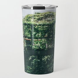 stairs to green Travel Mug