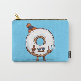 The Chicago Donut Carry-All Pouch