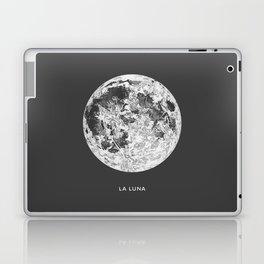 La Luna Moon Print Laptop & iPad Skin