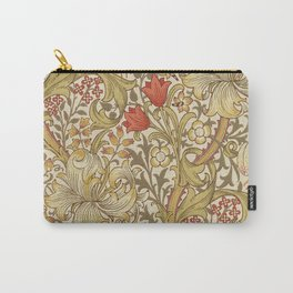 "John Henry Dearle ""Golden Lily"" 2. Carry-All Pouch"