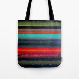 Stripe Mess Tote Bag