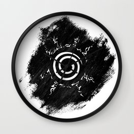Naruto - Seal Wall Clock