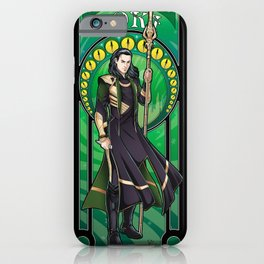 Hail to the King! iPhone Case