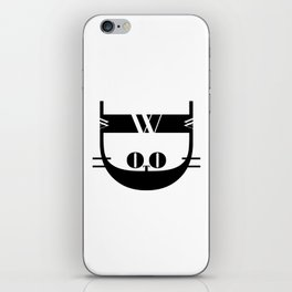 Bodoni Kitten iPhone Skin