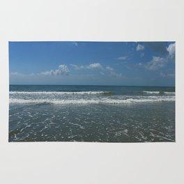 Perfect Beach Day - Litchfield Beach Rug