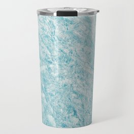 Crystal Water Marble Travel Mug