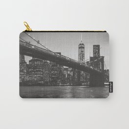 New York Nights Carry-All Pouch