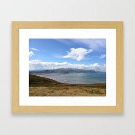 Gogarth Bay Framed Art Print