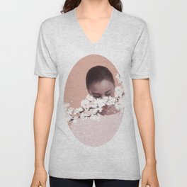 Poussey Washington Unisex V-Neck
