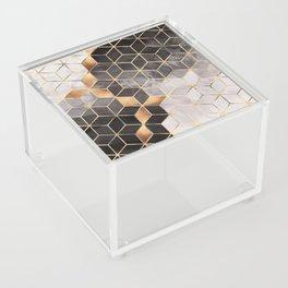 Smoky Cubes Acrylic Box