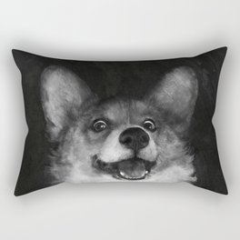 Sausage Fox Rectangular Pillow