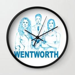 Wentworth  Wall Clock
