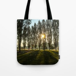 Penn State Sunrise Tote Bag