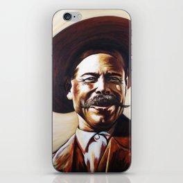 Pancho Villa iPhone Skin