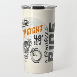 Forty Eight Travel Mug