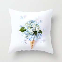 Double Scoop Throw Pillow