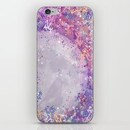 Mysterious Moon Reverie iPhone Skin