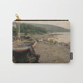 Hans Heyerdahl - View from Åsgårdstrand Carry-All Pouch
