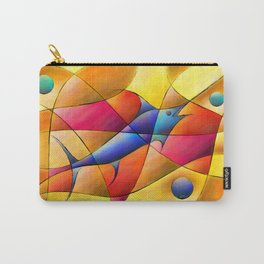 Perissia - colourful fossil Carry-All Pouch