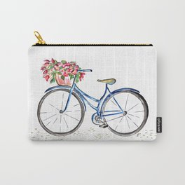 Spring bicycle Carry-All Pouch