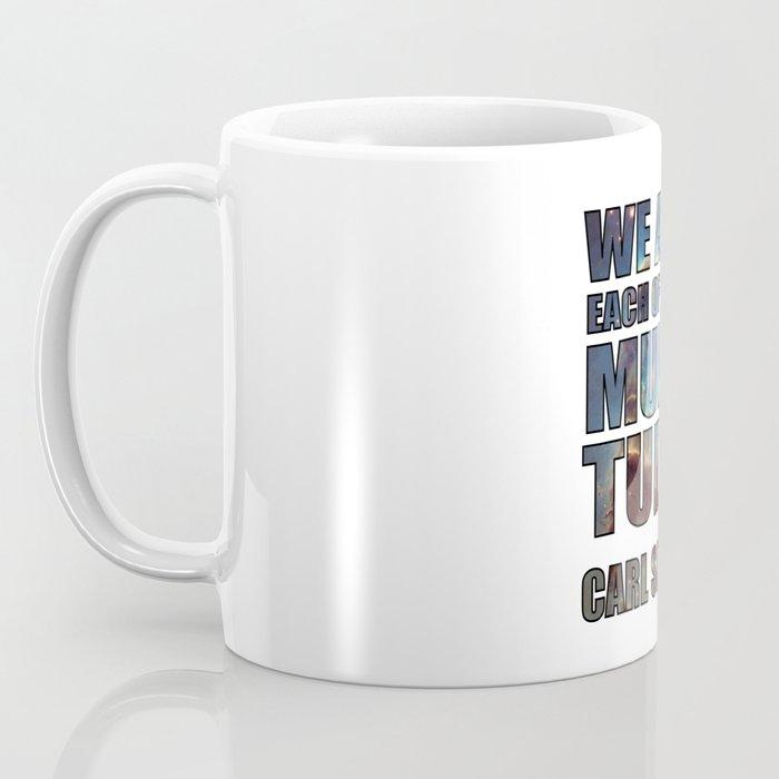 Each of us, a Multitude [White] Coffee Mug