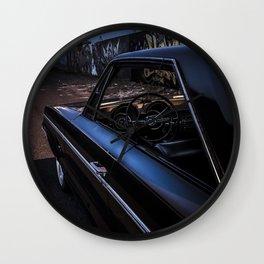 Da Dodge Wall Clock