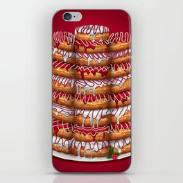 Donuts IV 'Merry Christmas' iPhone Skin
