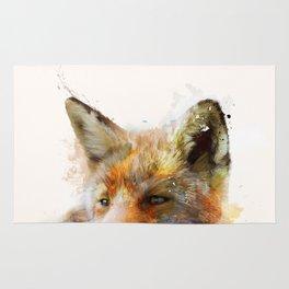 The cunning Fox Rug